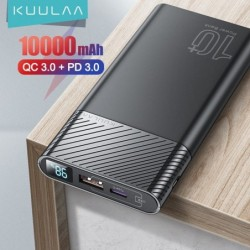 Kuulaa Power Bank 10000 Mah...