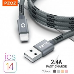 Pzoz Usb Kabel Voor Iphone...