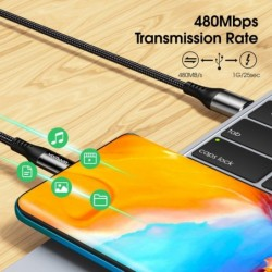 Vothoon 5A Usb Type C Kabel Voor Huawei P40 Pro Mate 30 Pro P30 Supercharge 40W Snelle Opladen Lader type C Cable Cord
