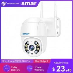 5MP Wifi Ptz Camera H.265...