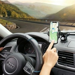 Kisscase Voorruit Zwaartekracht Sucker Auto Telefoon Houder Voor Iphone 12 11 Xr Houder Voor Telefoon In Auto Ondersteuning Smar