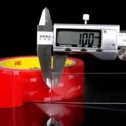 3M Scotch Tape Dubbelzijdig Lijm Transparant Nano Tape Anti-Zonnebrand Temperatuur Sterke Niet-Spoor Acryl Lijm voor Auto