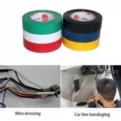 10M/15M Draad Vlamvertragende Elektrische Isolatie Tape 600V Hoogspanning Pvc Tape Waterdicht Self-lijm Elektricien Tape