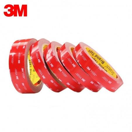 3M Dubbelzijdige Tape Voor Auto Vhb Sterke Kleverige Plakband Anti-Temperatuur Waterdicht Kantoor Decor Dikte 0.8mm